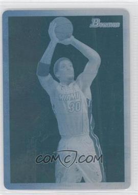 2009-10 Bowman '48 Printing Plate Cyan #40 - Michael Beasley /1