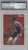 Jerry West [PSA/DNA Certified Auto]