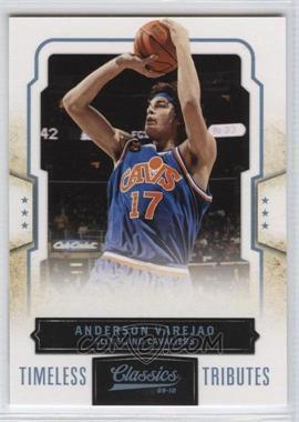 2009-10 Classics Platinum Timeless Tributes #41 - Anderson Varejao /25