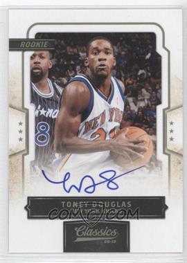 2009-10 Classics #186 - Toney Douglas /933