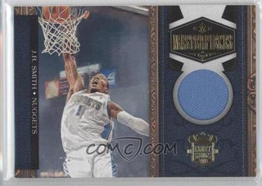 2009-10 Court Kings - Masterpieces - Memorabilia #15 - J.R. Smith /299