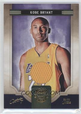 2009-10 Court Kings Artistry Memorabilia #13 - Kobe Bryant /299