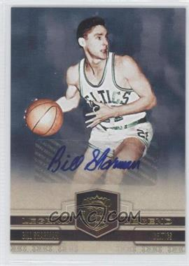2009-10 Court Kings [Autographed] #114 - Bill Sharman /49
