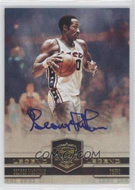 2009-10 Court Kings Autographs [Autographed] #111 - George McGinnis /49