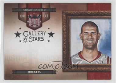 2009-10 Court Kings Gallery of Stars Silver #14 - Shane Battier /49