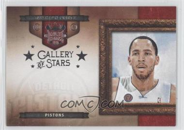 2009-10 Court Kings Gallery of Stars Silver #16 - Tayshaun Prince /49