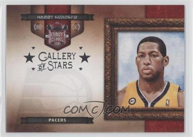 2009-10 Court Kings Gallery of Stars Silver #3 - Danny Granger /49