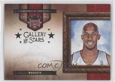 2009-10 Court Kings Gallery of Stars Silver #5 - Chauncey Billups /49