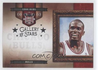 2009-10 Court Kings Gallery of Stars Silver #8 - Luol Deng /49
