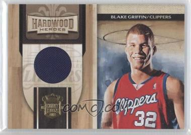 2009-10 Court Kings Hardwood Heroes Memorabilia #20 - Blake Griffin /299