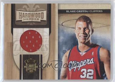 2009-10 Court Kings Hardwood Heroes Memorabilia #20 - Blake Griffin /299