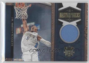 2009-10 Court Kings Masterpieces Memorabilia #15 - J.R. Smith /299