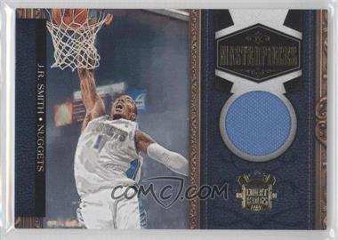 2009-10 Court Kings Masterpieces Memorabilia #15 - J.R. Smith /299