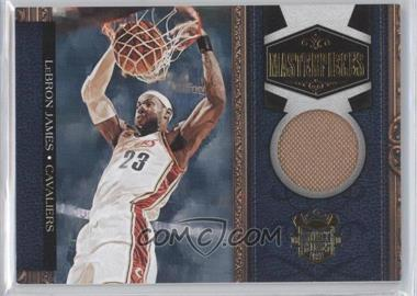 2009-10 Court Kings Masterpieces Memorabilia #16 - Lebron James /299