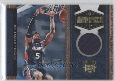 2009-10 Court Kings Masterpieces Memorabilia #3 - Josh Smith /299