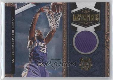2009-10 Court Kings Masterpieces Memorabilia #4 - Jason Richardson /299