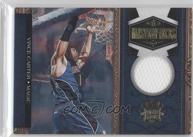 2009-10 Court Kings Masterpieces Memorabilia #5 - Vince Carter /299