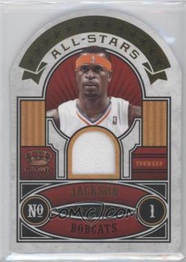 2009-10 Crown Royale - All-Stars - Materials #25 - Stephen Jackson /599