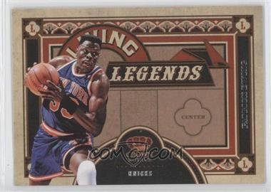 2009-10 Crown Royale Living Legends #5 - Patrick Ewing
