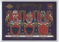 Jrue Holiday, Eric Maynor, Jeff Teague /499