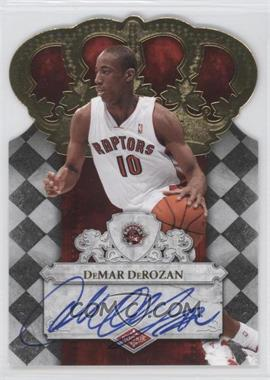 2009-10 Crown Royale #130 - DeMar DeRozan /599
