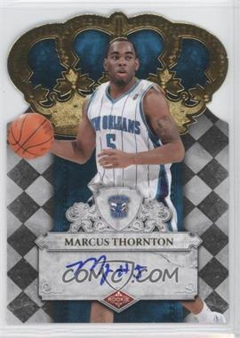 2009-10 Crown Royale #133 - Marcus Thornton /699