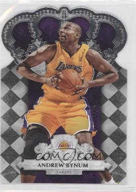 2009-10 Crown Royale #91 - Andrew Bynum
