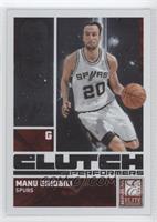 Manu Ginobili /249