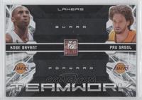 Kobe Bryant, Pau Gasol