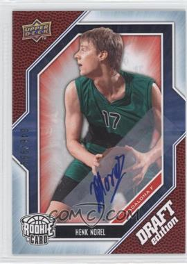 2009-10 Draft Edition Autograph Blue #38 - [Missing] /999