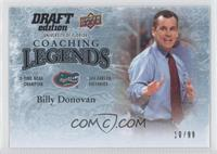 Billy Donovan /99