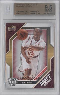 2009-10 Draft Edition #40 - James Harden [BGS 9.5]