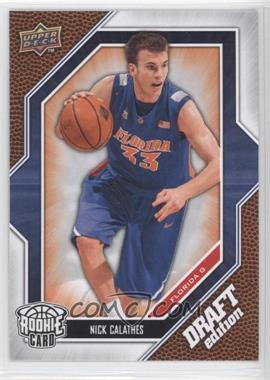 2009-10 Draft Edition #66 - Nick Calathes