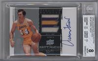 Jerry West /50 [BGS 8]