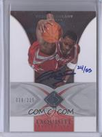Tracy McGrady 2006-07 Exquisite Collection #15 /55