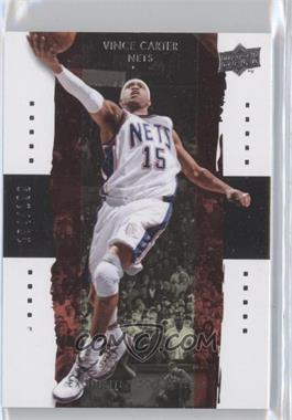 2009-10 Exquisite Collection #14 - Vince Carter /199