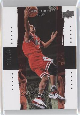 2009-10 Exquisite Collection #26 - Derrick Rose /199