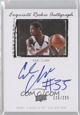 2009-10 Exquisite Collection #49 - Earl Clark /225