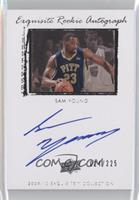 Sam Young /225