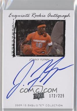 2009-10 Exquisite Collection #58 - Jonny Flynn /225