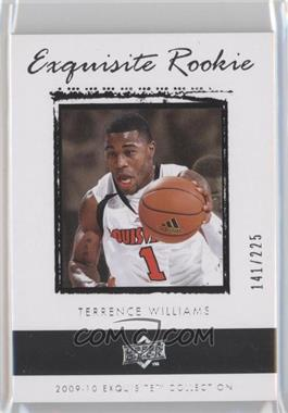 2009-10 Exquisite Collection #59 - Terrence Williams /225