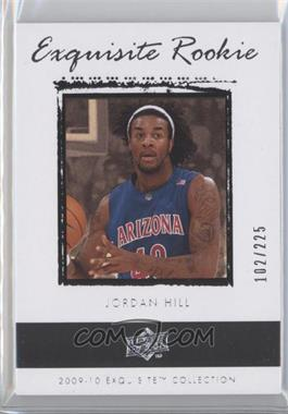 2009-10 Exquisite Collection #67 - Jordan Hill /225