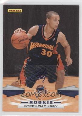 2009-10 Panini - [Base] - Inscriptions [Autographed] #307 - Stephen Curry