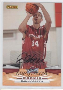 2009-10 Panini - [Base] - Inscriptions [Autographed] #344 - Danny Green