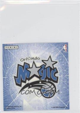 2009-10 Panini - Glow-in-the-Dark Team Logo Stickers #22 - Orlando Magic