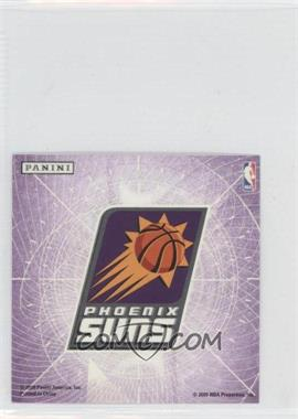 2009-10 Panini - Glow-in-the-Dark Team Logo Stickers #24 - Phoenix Suns