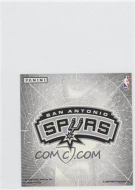 2009-10 Panini - Glow-in-the-Dark Team Logo Stickers #27 - San Antonio Spurs
