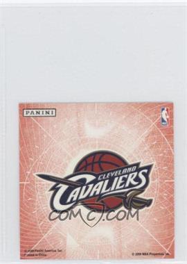 2009-10 Panini - Glow-in-the-Dark Team Logo Stickers #5 - Cleveland Cavaliers