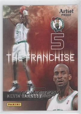 2009-10 Panini - The Franchise - Artist Proof #11 - Kevin Garnett /199