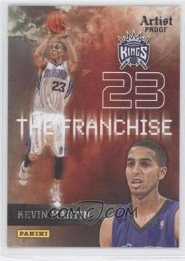 2009-10 Panini - The Franchise - Artist Proof #12 - Kevin Martin /199